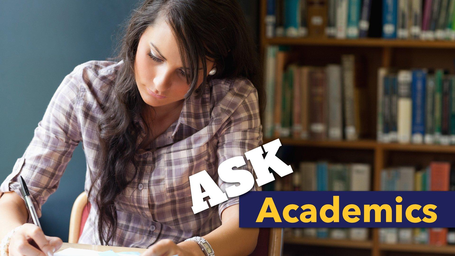 Ask Academics