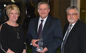 Premier David Alward Distinguished Alumni Award