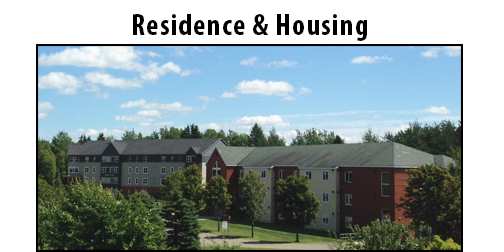 Residence & Housing