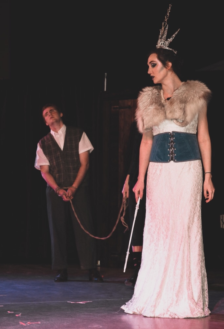 Crandall Theatre - Edmund and the White Witch
