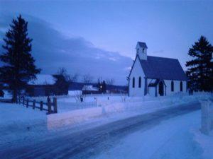 Church at Kings Landing