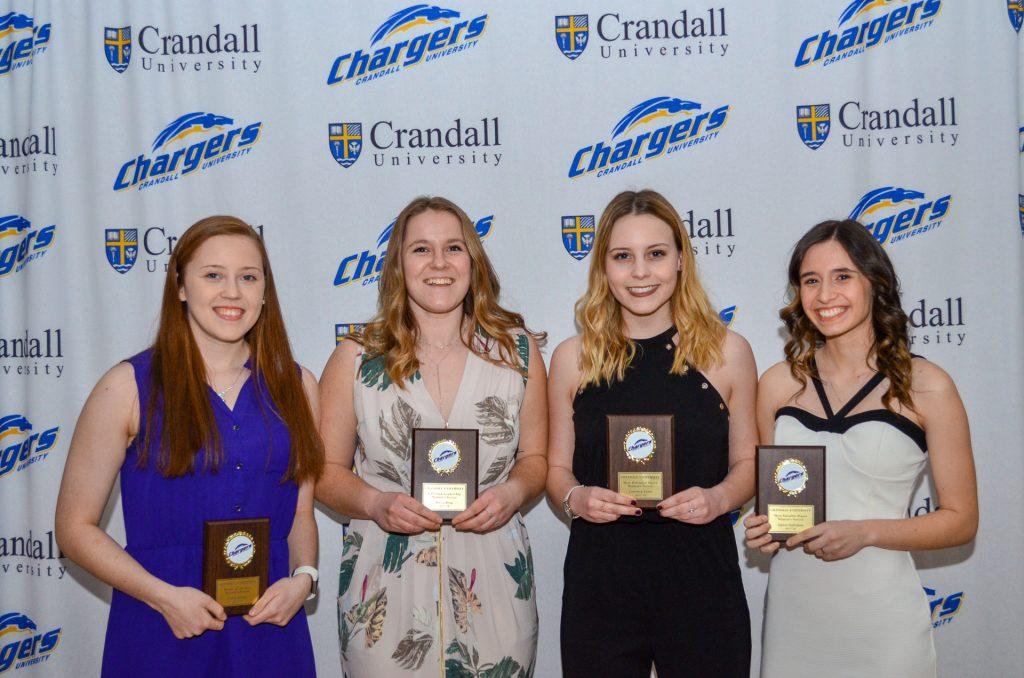 Women's Soccer Award Recipients