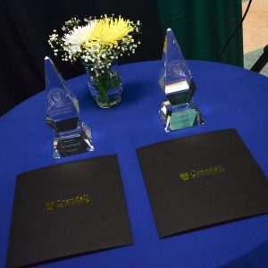 Distinguished Alumni Awards and citations