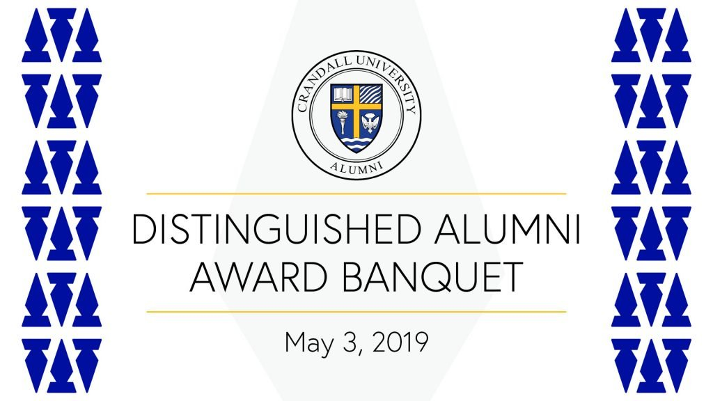 2019 Distinguished Alumni Award Banquet, May 3, 2019