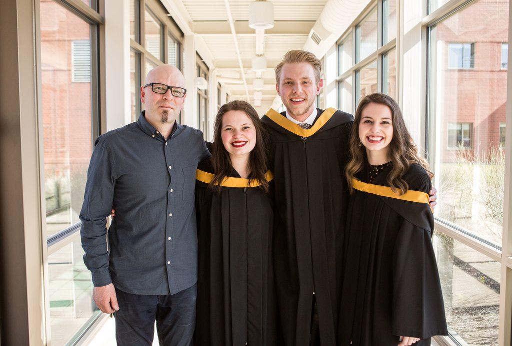Worship Ministry Minor Graduates