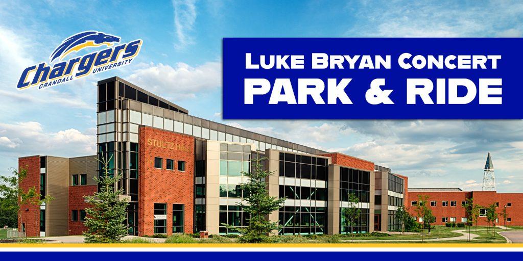 Luke Bryan Concert Park & Ride