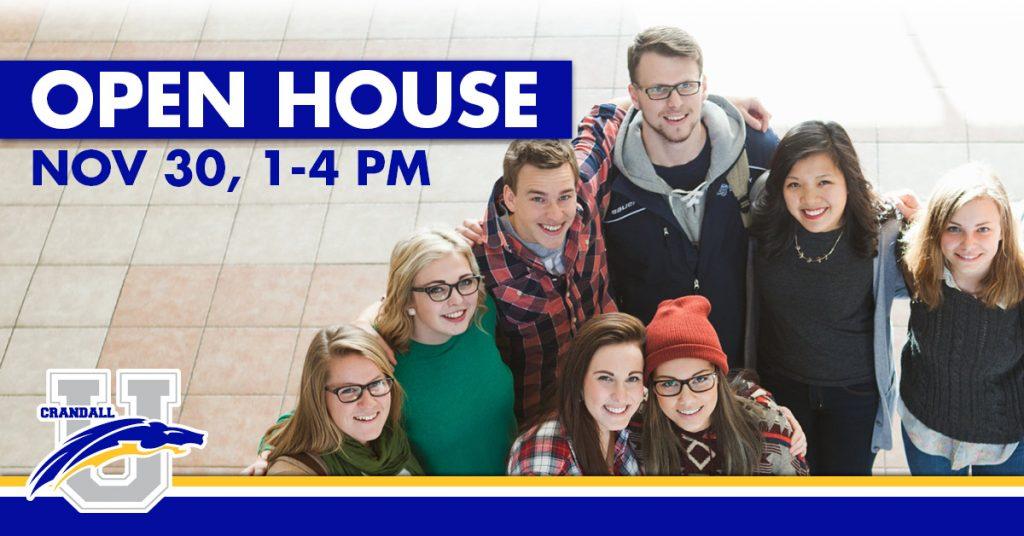 Open House, November 30