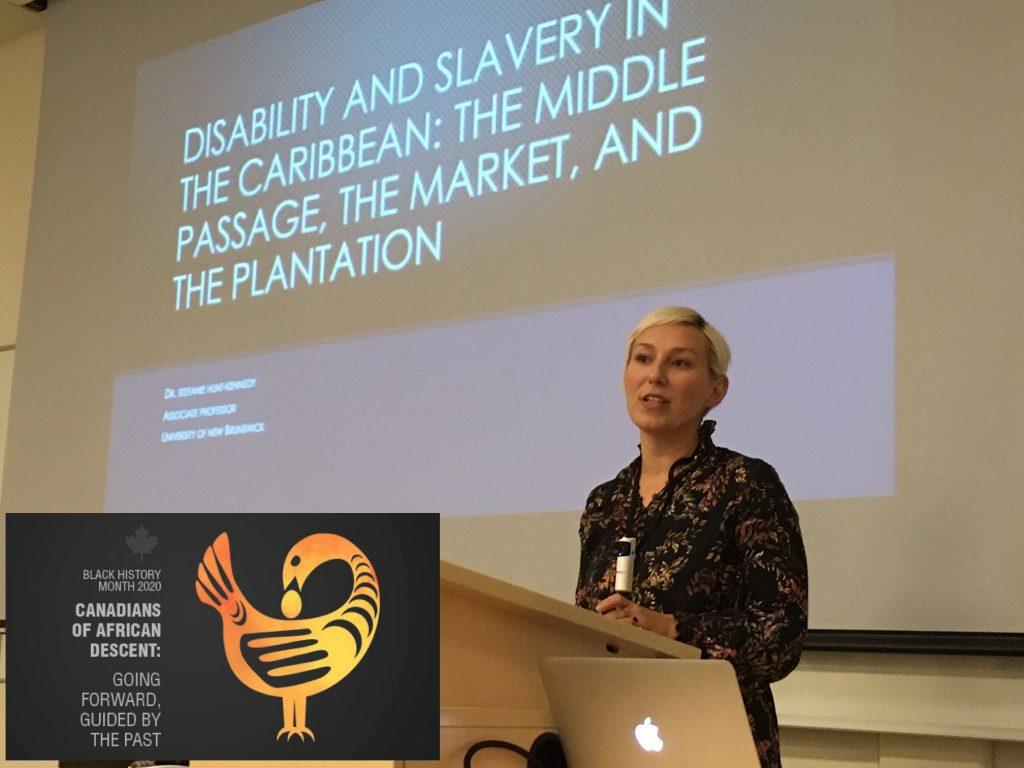 Dr. Stefanie Hunt-Kennedy, Associate Professor of History, University of New Brunswick
